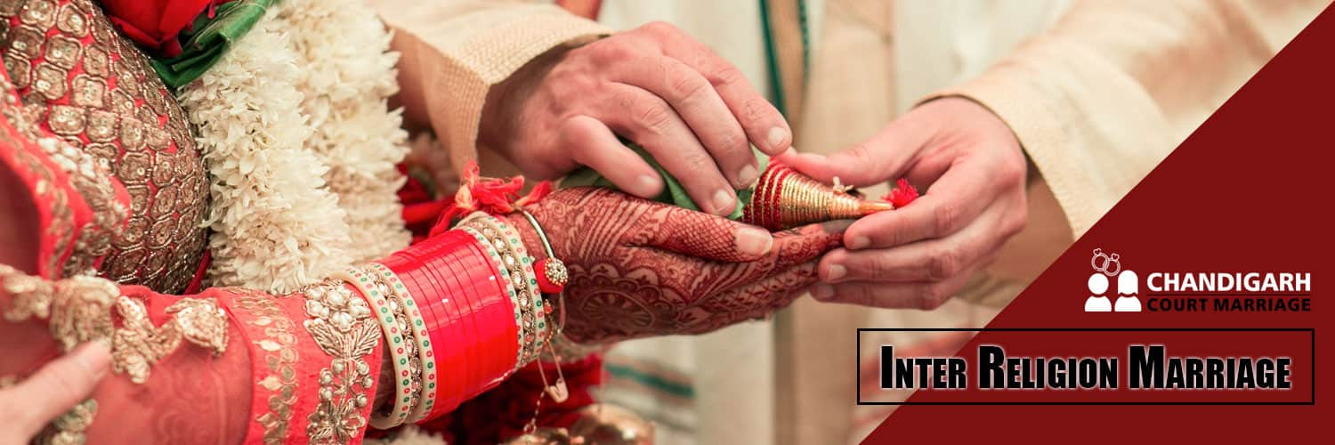 Inter Religion Marriage in Chandigarh